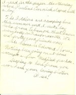 Letter page 2
