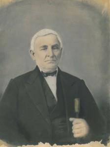 Portrait of John Remley