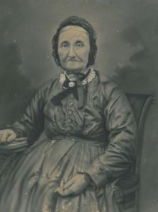 Portrait of Sarah McCain Remley