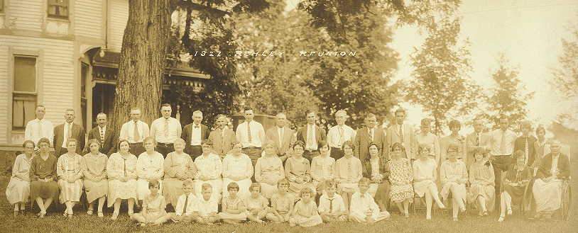 1927 Remley Family Reunion
